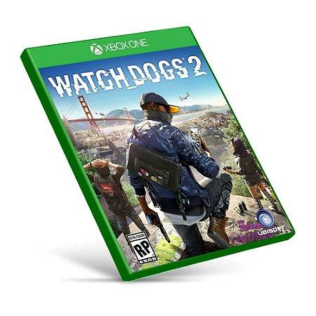 Watch Dogs 2 - Xbox One - Mídia Digital