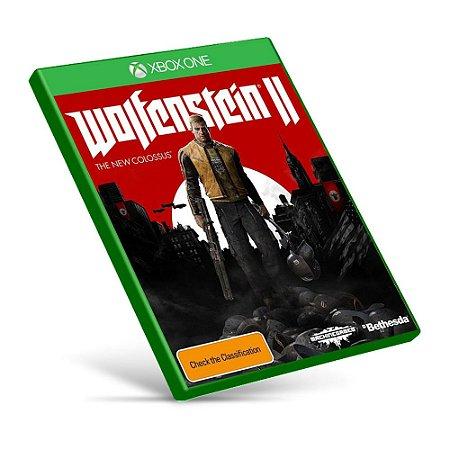Wolfenstein II: The New Colossus - Xbox One - Mídia Digital