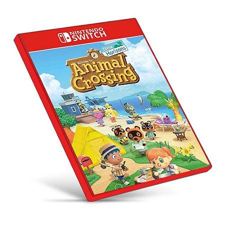 Animal Crossing New Horizons - Nintendo Switch - Mídia Digital