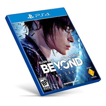 Beyond: Two Souls - PS4 - Mídia Digital
