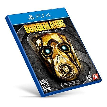 Borderlands: The Handsome Collection - PS4 - Mídia Digital