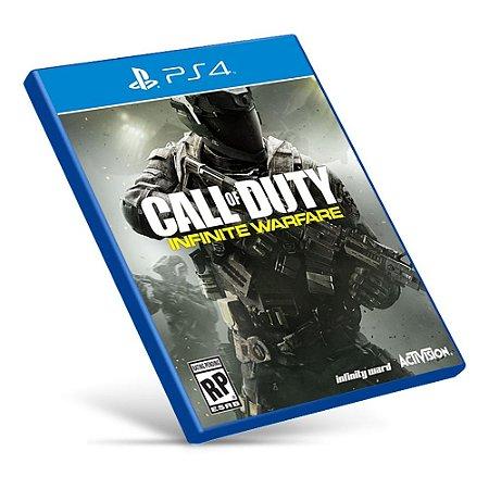Call Of Duty: Infinite Warfare - PS4 - Mídia Digital