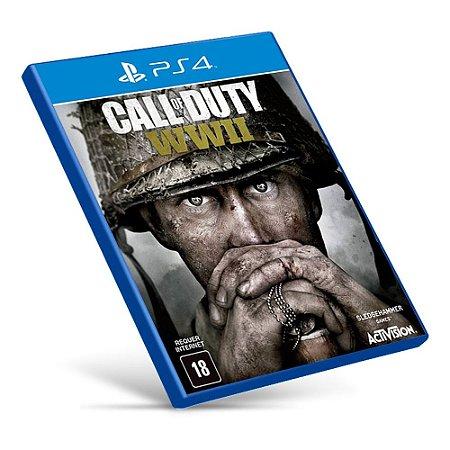 Call of Duty: WWII - Ps4 - Mídia Digital