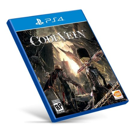 Code Vein - PS4 - Mídia Digital