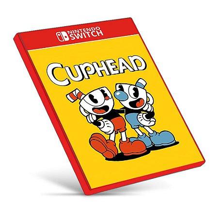 Cuphead - Nintendo Switch - Mídia Digital