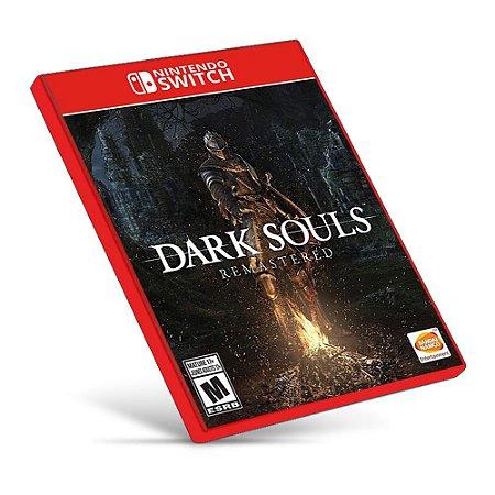 Dark Souls Remastered - Nintendo Switch - Mídia Digital