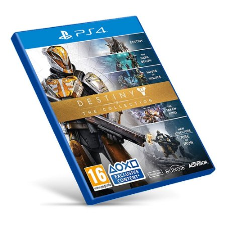 Destiny: The Collection - PS4 - Mídia Digital