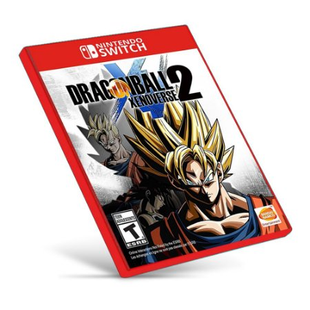 Dragon Ball Xenoverse 2 - Nintendo Switch - Mídia Digital