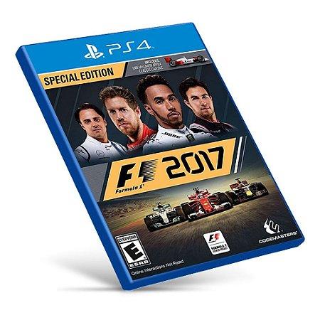 F1 2017 - Ps4 - Mídia Digital