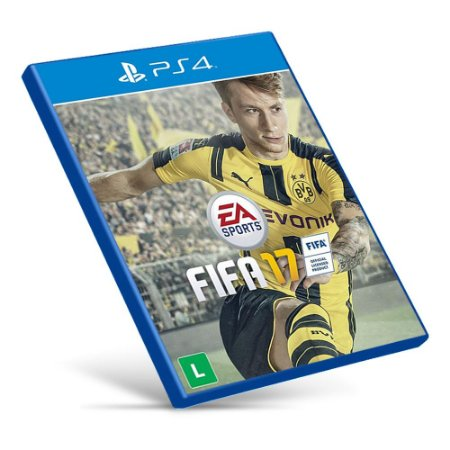 FIFA 17 - PS4 - Mídia Digital