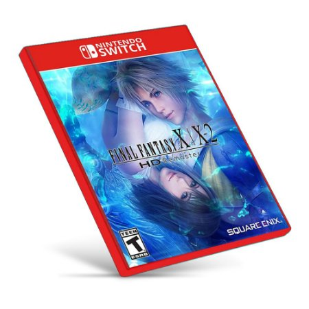 Final Fantasy X/X-2 HD Remaster - Nintendo Switch - Mídia Digital