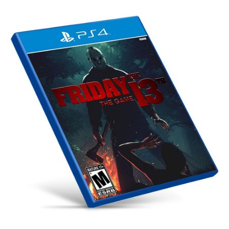 Friday the 13th: The Game - Ps4 - Mídia Digital