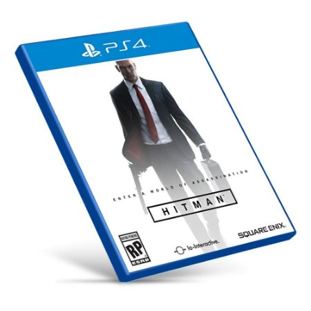 Hitman: The Complete First Season - PS4 - Mídia Digital