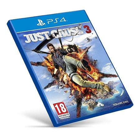 Just Cause 3 - PS4 - Mídia Digital