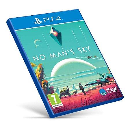No Man's Sky - PS4 - Mídia Digital