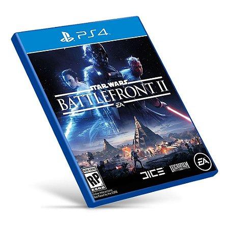 Star Wars: Battlefront II - Ps4 - Mídia Digital