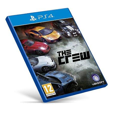 The Crew - PS4 - Mídia Digital
