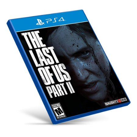 The Last of Us: Part II - PS4 - Mídia Digital