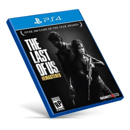 The Last of Us: Remastered - PS4 - Mídia Digital