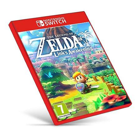 The Legend of Zelda: Link's Awakening - Nintendo Switch - Mídia Digital