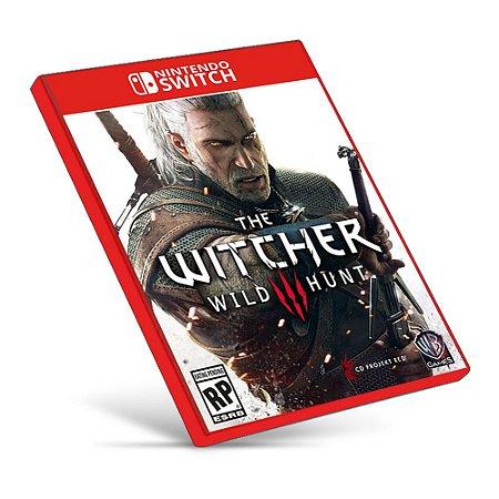 The Witcher 3: Wild Hunt – Complete Edition - Nintendo Switch - Mídia Digital