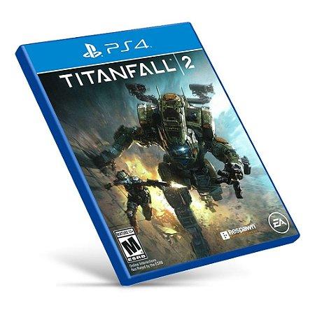 Titanfall 2 - PS4 - Mídia Digital