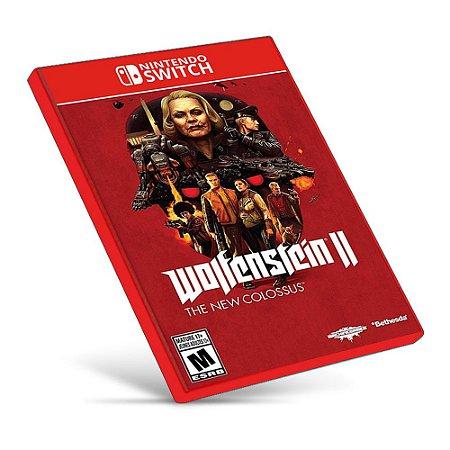 Wolfenstein II The New Colossus - Nintendo Switch - Mídia Digital