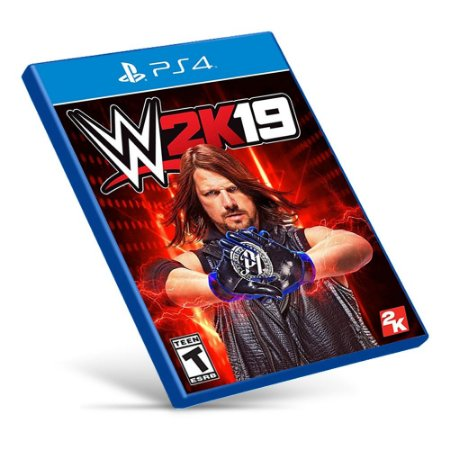 WWE 2k19 - Ps4 - Mídia Digital