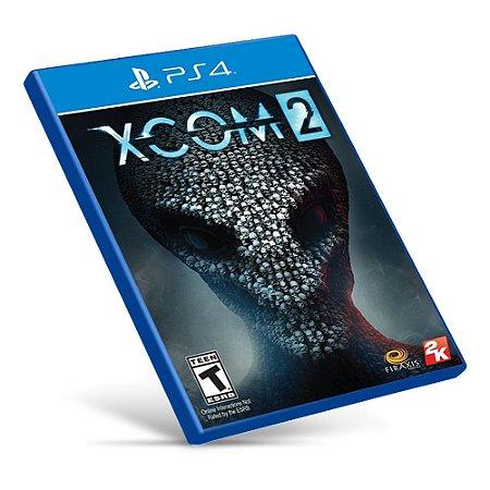 Xcom 2 - PS4 - Mídia Digital