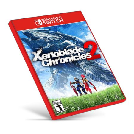 Xenoblade Chronicles 2 - Nintendo Switch - Mídia Digital