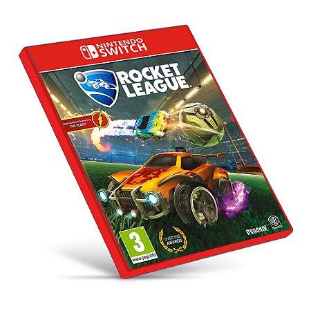 Rocket League - Nintendo Switch - Mídia Digital