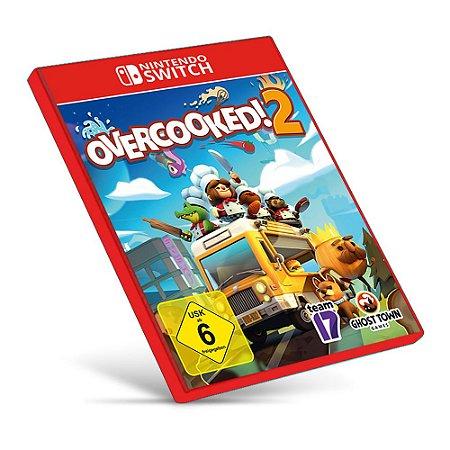 Overcooked! 2 - Nintendo Switch - Mídia Digital