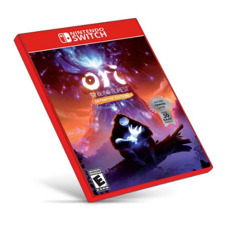 Ori and the Blind Forest: Definitive Edition - Nintendo Switch - Mídia Digital