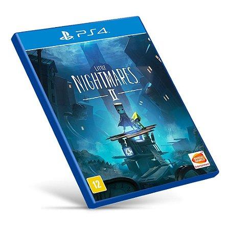 Little Nightmares 2 - PS4 - Mídia Digital