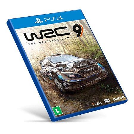 WRC 9: FIA World Rally Championship - PS4 - Mídia Digital