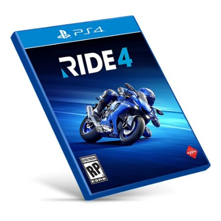 Ride 4 - PS4 - Mídia Digital