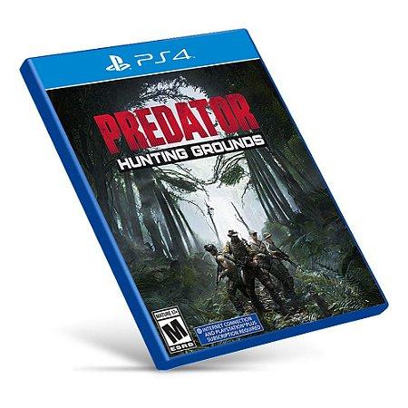Predator: Hunting Grounds - PS4 - Mídia Digital
