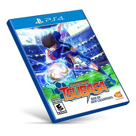 Captain Tsubasa: Rise of New Champions - PS4 - Mídia Digital