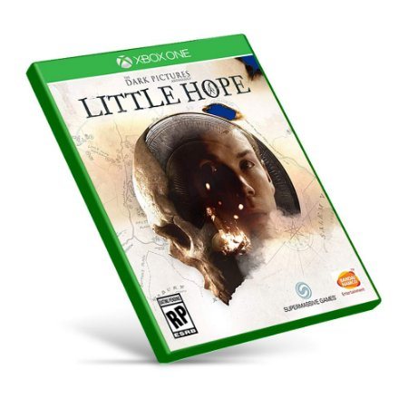 The Dark Pictures: Little Hope - Xbox One - Mídia Digital