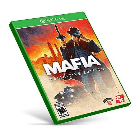 Mafia: Definitive Edition - Xbox One - Mídia Digital