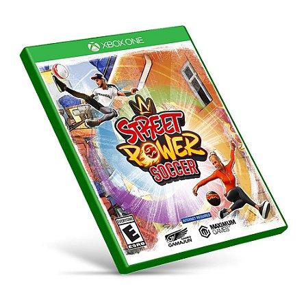 Street Power Football - Xbox One - Mídia Digital