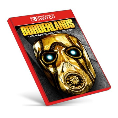 Borderlands The Handsome Collection - Nintendo Switch - Mídia Digital