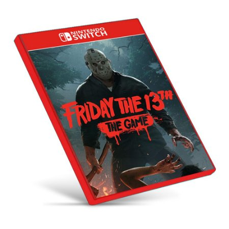 Friday the 13th: The Game Ultimate - Nintendo Switch - Mídia Digital