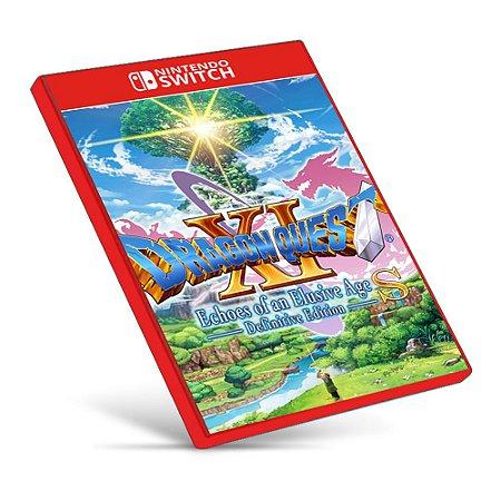Dragon Quest XI S: Echoes of an Elusive Age - Definitive Edition - Nintendo Switch - Mídia Digital