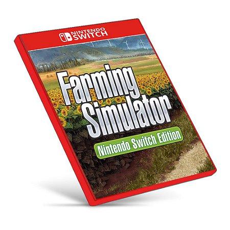 Farming Simulator Nintendo Switch Edition - Nintendo Switch - Mídia Digital