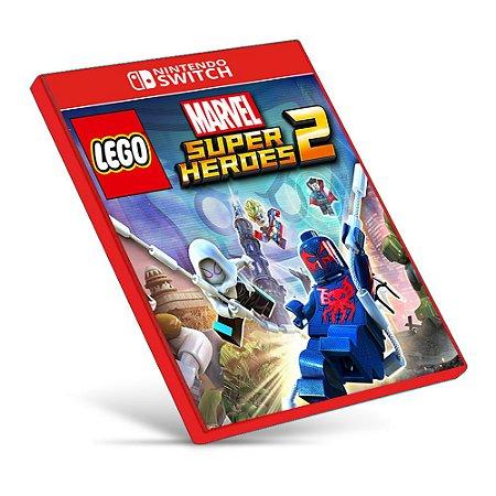 Lego Marvel Super Heroes 2 - Nintendo Switch - Mídia Digital