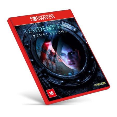 Resident Evil Revelations - Nintendo Switch - Mídia Digital