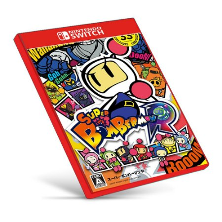 Super Bomberman R - Nintendo Switch - Mídia Digital