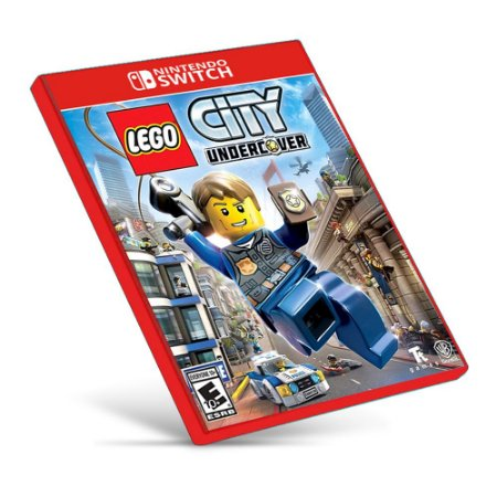 LEGO CITY Undercover - Nintendo Switch - Mídia Digital