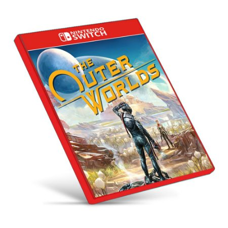 The Outer Worlds - Nintendo Switch - Mídia Digital